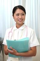 経験豊富な看護師のイメージ写真
